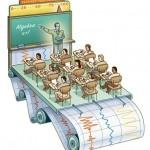 Αξιολόγηση του καθηγητή από τους μαθητές του…