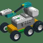 3d σχεδίαση LEGO