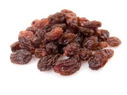 Recetas con Pasitas (uva pasa)