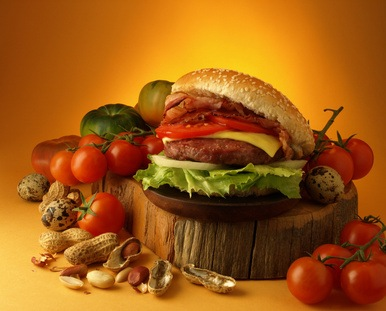 Recetas para preparar Hamburguesas Vegetarianas