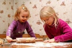 Recetas de cocina para niños alérgicos