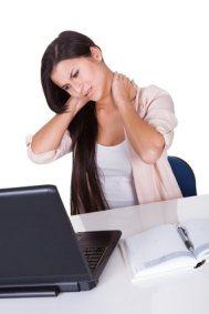 ¿Dolor de cuello? Prueba éstos ejercicios