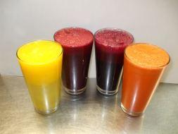 Meningiomas: dieta y jugos curativos