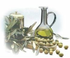Aderezos con aceite de oliva