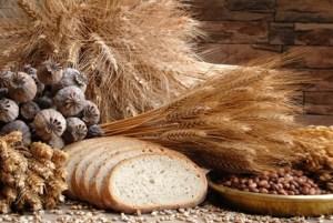 El pan integral y sus derivados
