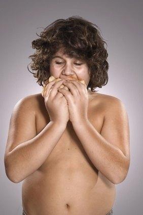 Evita y combate la obesidad en los niños