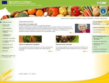 La Comisión Europea lanza una campaña de promoción de la Agricultura Ecológica