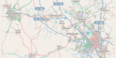 Mapa BIOMAX Controle Integrado de Pragas