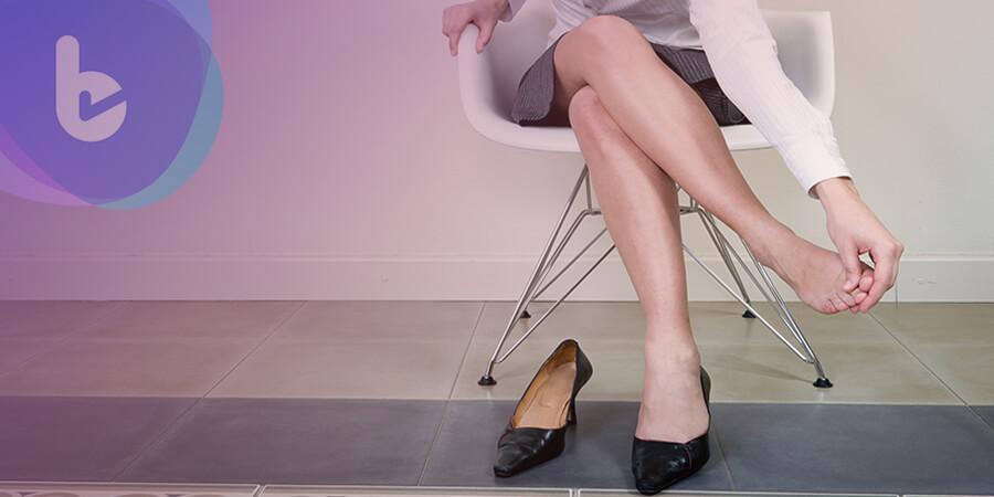 什麼!不穿高跟鞋也可能拇趾外翻