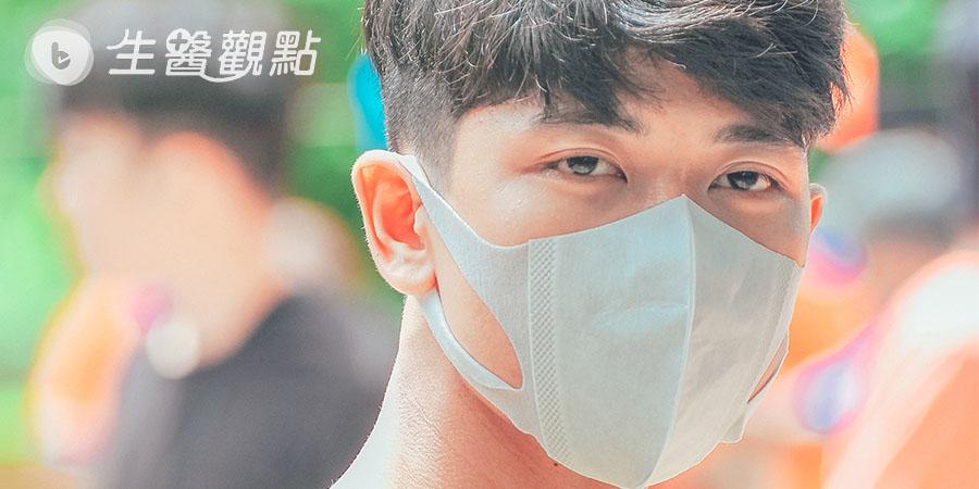 空汙每年約死700萬人 市售口罩僅2款符合規定