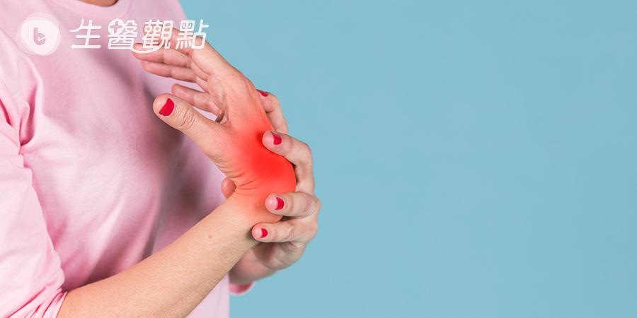 咬牙忍痛OUT!戰勝類風濕性關節炎 做到這3件事很重要