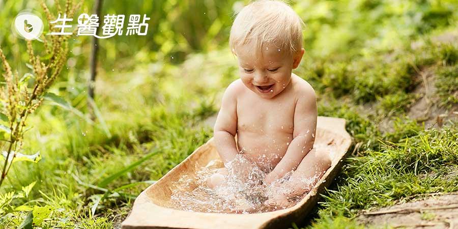 寶寶沐浴品怎麼挑? 這三招讓你看懂抗敏認證
