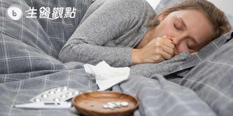 頭痛、發燒搞不定?抗流感藥「一錠」搞定