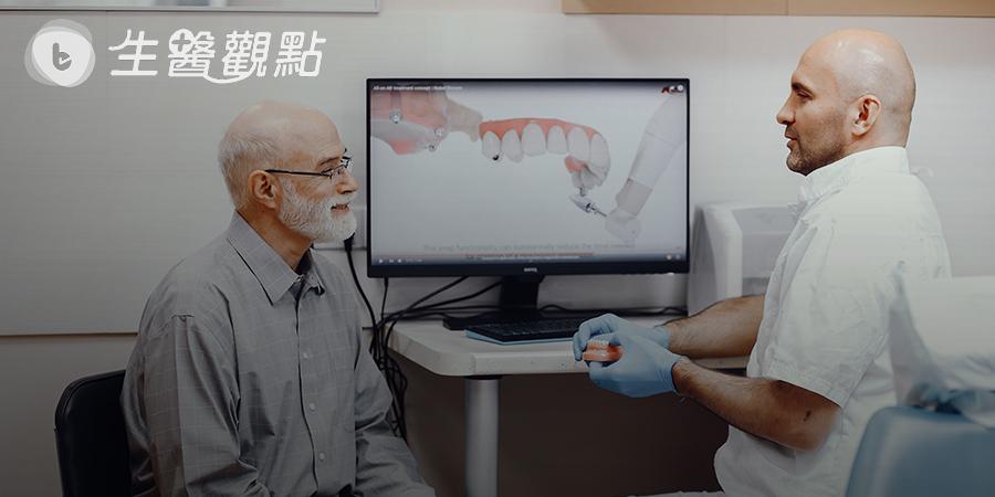 手術後假牙卡喉嚨8天 英男子咳血求醫