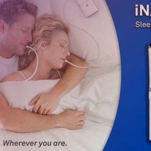 全球最美的睡眠呼吸器幫你解決打鼾及睡眠呼吸中止症問題