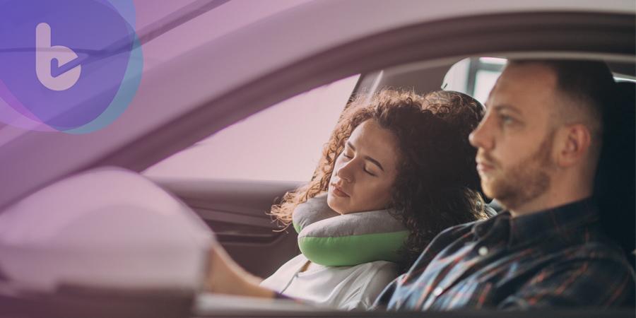 頸枕直接擺脖子後面,可能造成脊椎側彎更難睡?