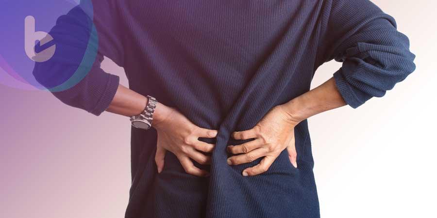 我有下背痛! 醫師:可能是薦髂關節症候群