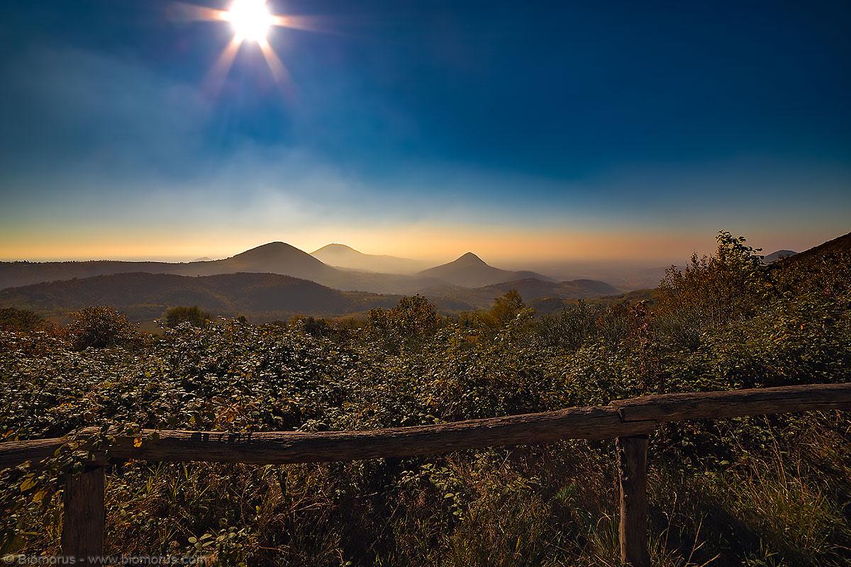 Una domenica d'autunno sul Monte Venda (Colli Euganei)