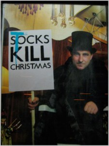 Stocks Kill Christmas