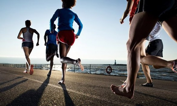 Are we born to run? | Stworzeni do biegania?