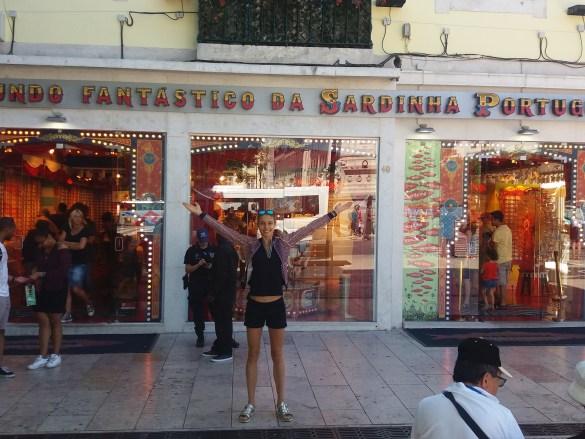 O mundo fantástico da Sardinha Portuguesa