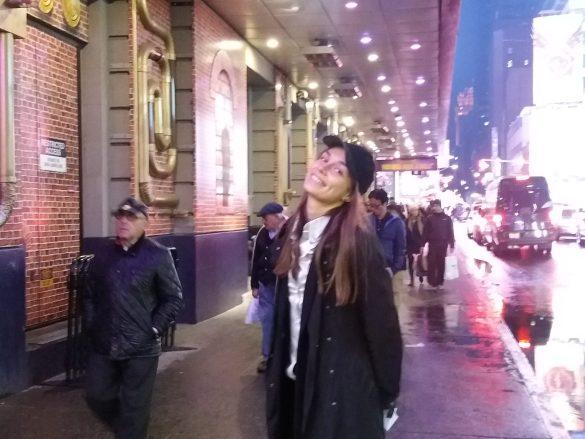 Meet me on Broadway!