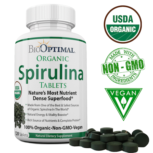 Where can you buy spirulina
