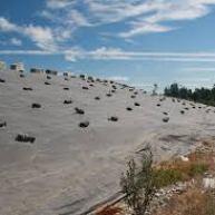 landfill tarp