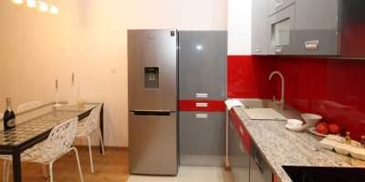 Un réfrigérateur design pour embellir votre cuisine !