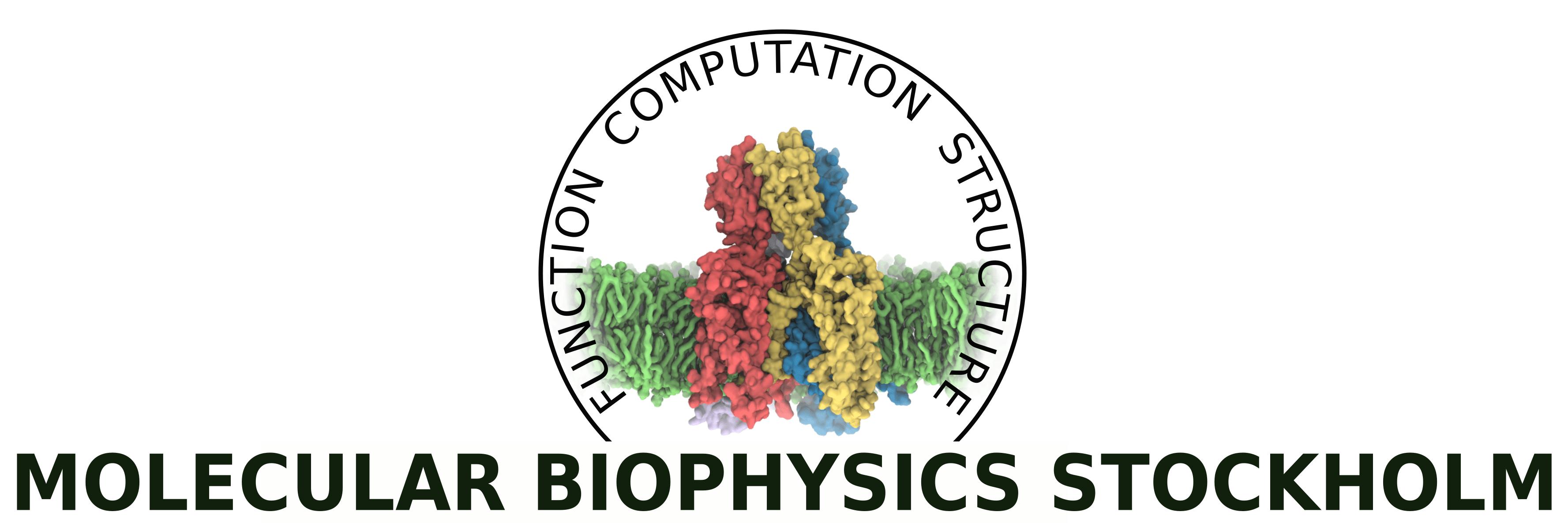 Molecular Biophysics Stockholm