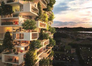 Il Bosco Verticale di Boeri in Olanda per social housing