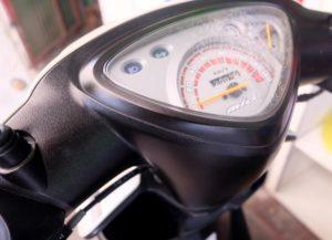 Cara Menghitamkan Dashboard Motor  Praktis Kurang dari 10 Menit