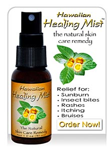 Hawaiian Healing Mist