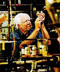 Alexander Shulgin, psychedelic chemist