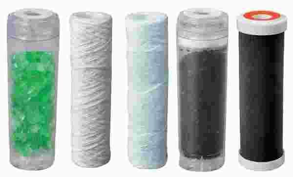 filtre anti calcaire polyphosphates