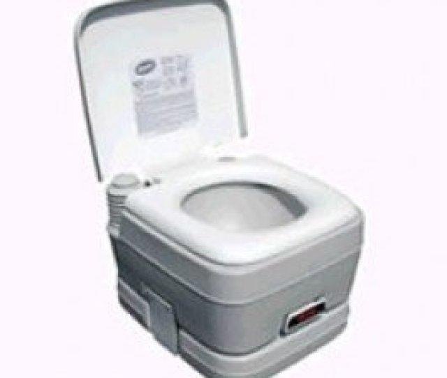 Century Portable Camping Toilet   Gallon Capacity