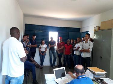 Reunião - Agente Comunitário Rural - ACR.