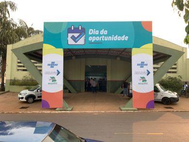 Dia da Oportunidade - Bataguassu MS