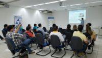 Apresentação da CheckMilk na unidade  regional do Sebrae RO de Ji-Paraná.