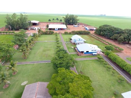 Sede da Fazenda Irmãos Garcia