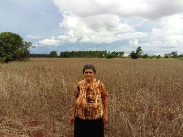 Agricultora Natalia Henrique da Silva - São Gabriel do Oeste/MS.