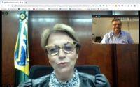 Reunião Ministra Tereza Cristina