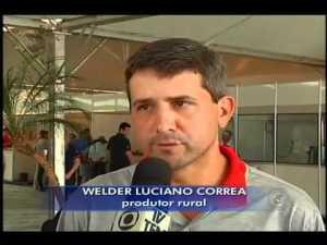 Vaca Móvel no 4º Encontro Paulista dos Produtores de Leite