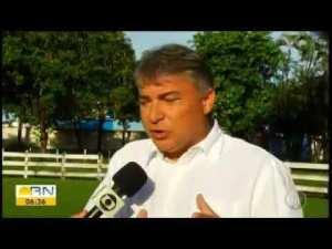 Projeto Leite e Genética é destaque no telejornal Bom Dia RN