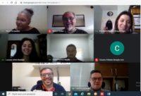 Reunião realizada entre o IBS e a Embrapa no dia 30/06, via Google Meet