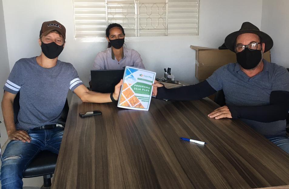 Abiove, Cargill e IBS realizam nova rodada de atendimentos do Soja Plus em Goiás