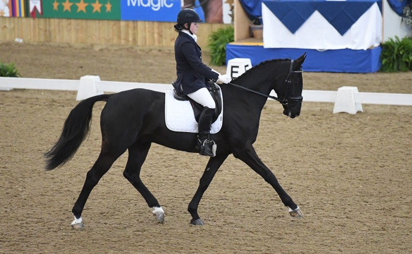 Hannah Bown is Crowned Novice Restricted National Winter Champion