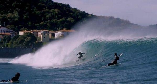 Mundaka - Mejores playas de España para surfear