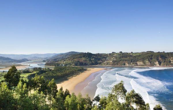 Rodiles - Mejores playas de España para surfear