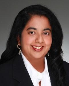 Dr. Shonali Krishnaswamy